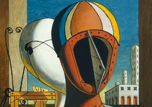 Giorgio de Chirico dünyanin gizemi pera müzesi beşiktaş kabataşresim sergisi